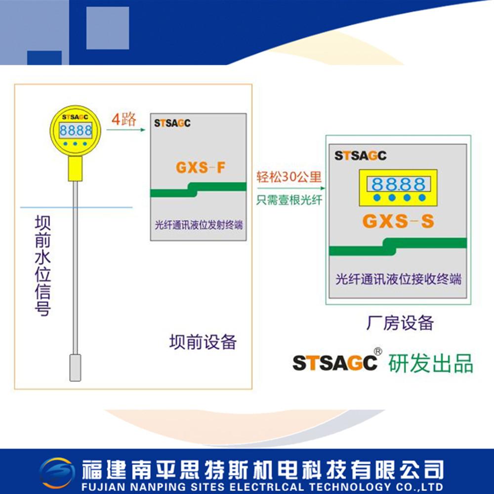 GXS型光纤通讯液位监测装置