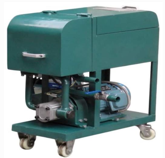 LY型板框压力滤油机