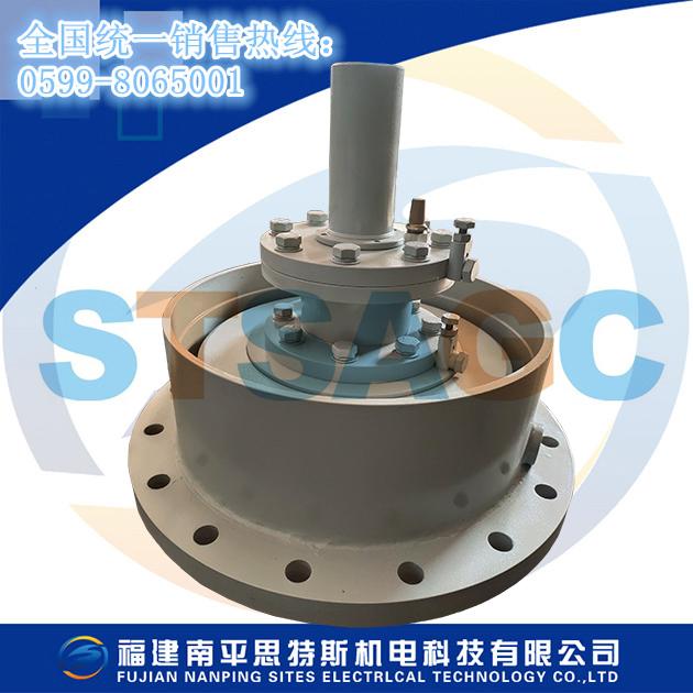 KQF-250A可调缓冲式空气阀,大口径缓冲式空气阀,阀后缓冲式空气阀